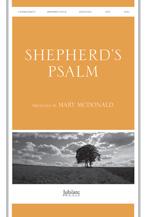 Shepard's Psalm : SATB : Mary McDonald : Sheet Music : 00-9108235 : 080689108235