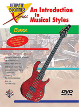 Ultimate Beginner Xpress : An Introduction to Musical Styles for Bass