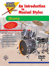 Ultimate Beginner Xpress : An Introduction to Musical Styles for Drums