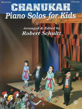 Picture of Chanukah Piano Solos For Kids