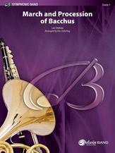 March and Procession of Bacchus