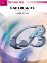 Bartok Suite (from <I>For Children</I>)