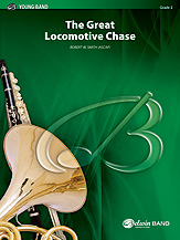 The Great Locomotive Chase: E-flat Alto Saxophone