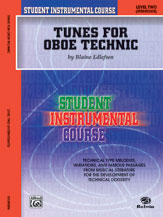 Student Instrumental Course: Tunes for Oboe Technic, Level II