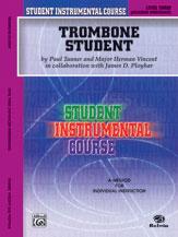 Student Instrumental Course: Trombone Student, Level III