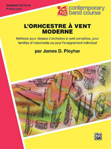Band Today, Part 1 in French [L'Orchestre A Vent Moderne]