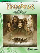 <I>The Lord of the Rings: The Fellowship of the Ring,</I> Highlights from