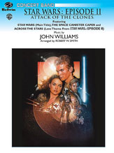 <I>Star Wars :</I> Episode II <I>Attack of the Clones,</I> Themes from