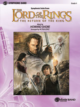 Symphonic Suite from The Lord of the Rings: The Return of the King by Howard Shore | digital sheet music | Gustaf