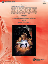 <I>Star Wars</I> : Episode III <I>Revenge of the Sith,</I> Themes from