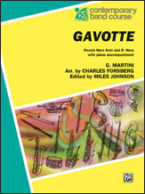 Gavotte (F & E-flat)