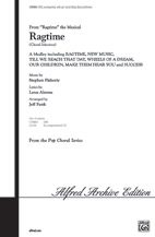 Ragtime (Choral Selections) : SATB : Jeff Funk : Sheet Music : 00-CH9860 : 029156910339