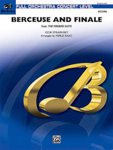 Berceuse and Finale (from the Firebird Suite): Piano Accompaniment