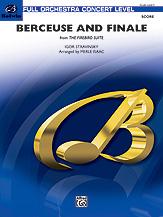 Berceuse & Finale