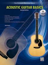 Ultimate Beginner Series Mega Pak: Acoustic Guitar Basics