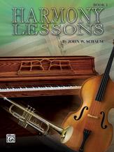 Harmony Lessons, Book 1 (Note Speller 3)