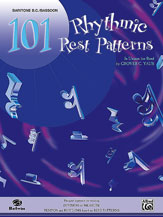 Picture of 101 Rhythmic Rest Pat Bar B.c.