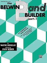 Belwin Band Builder, Part 1
