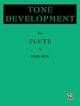 Tone Development for Flute
