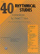 40 Rhythmical Studies
