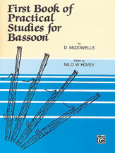 Practical Studies for Bassoon, Book I