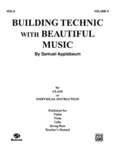 Building Technic With Beautiful Music, Book II