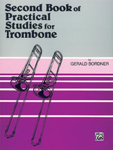 Practical Studies for Trombone, Book II