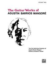 Guitar Works of Agustin Barrios Mangore, Vol. II