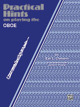 Practical Hints on Playing the Oboe