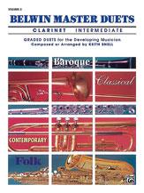 Belwin Master Duets (Clarinet), Intermediate Volume 2