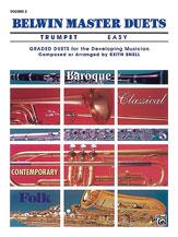 Belwin Master Duets (Trumpet), Easy Volume 2
