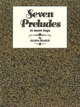 Seven Preludes in Seven Keys, Book 1