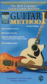 Belwin's 21st Century Guitar Method 1 Video