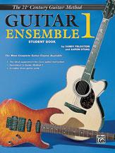 Belwin's 21st Century Guitar Ensemble 1 (Student Book)