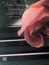 The Solo Piano Wedding
