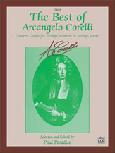 The Best of Arcangelo Corelli