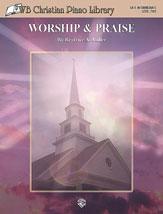 WB Christian Piano Library: Worship & Praise (Level 5)