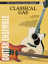 Belwin's 21st Century Guitar Ensemble Series: Classical Gas