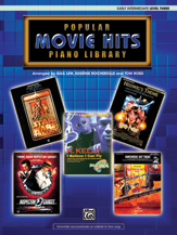 Popular Piano Library: Movie Hits, Level 3