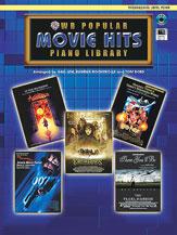 Popular Piano Library: Movie Hits, Level 4