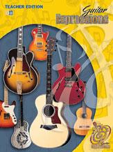 Guitar Expressions : Teacher Edition, Volume II