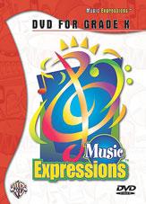 Music Expressions Kindergarten: DVD