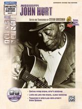 Stefan Grossman's Early Masters of American Blues Guitar: Mississippi John Hurt
