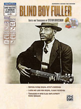 Stefan Grossman's Early Masters of American Blues Guitar: Blind Boy Fuller