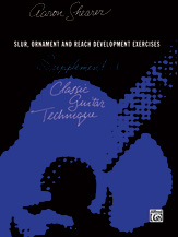 Classic Guitar Technique: Supplement 1
