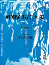 Wedding Service Music for Organ