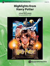 <i>Harry Potter</i>, Highlights from