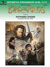 <I>The Lord of the Rings: The Return of the King</I>, Selections from