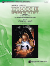 <I>Star Wars :</I> Episode III <I>Revenge of the Sith,</I> Selections from