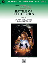 Battle of the Heroes (from <I>Star Wars:</I> Episode III <I>Revenge of the Sith</I>)